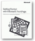 Microsoft FrontPage, Version 1.1, Getting Started by Microsoft Corporation, 1995-1996