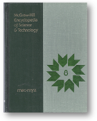 McGraw-Hill Encyclopedia of Science and Technology, Vol 8, 1977