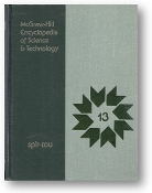 McGraw-Hill Encyclopedia of Science and Technology, Vol 13, 1977