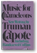 Music for Chameleons by Truman Capote, 1980