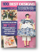 McCalls Needlework and Crafts, 100 best designs, Vol. 2, 1976