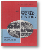 New Dimensions of World History, Teacher's Annotated Edition by Frank Alweis, 1969