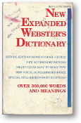 New Expanded Webster's Dictionary by R.F. Patterson, 1988
